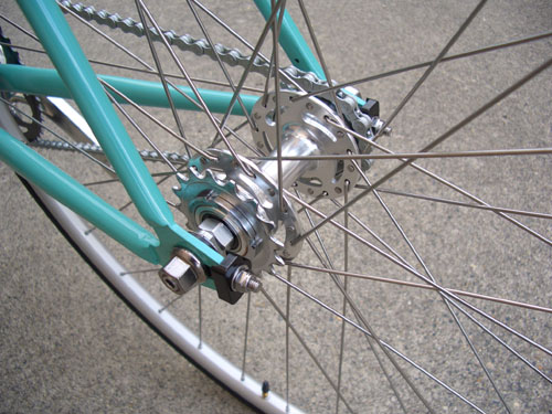 07'Bianchi PISTA -(新潟の自転車の ...