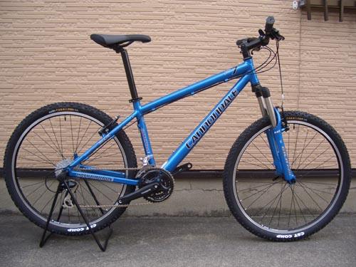 Cannondale F7 Mountain Bike