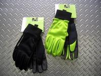 キャノンデール スライスグローブ サイズ/M・L 税込¥5,775 アッパーの防風素材が冷たい風をシャットアウトします。日本人サイクリストのためにサイズ設計された、ジャパンフィットモデル。 冷気を感じやすい甲側には,100%ポリエステル ボンティング素材を使用しています。 鮮やかな6種類のカラー(グリーン・ブラック・レッド・ホワイト・グレイ・ピンク)が用意されています。 掌側は、フィット性に優れ…[Posted at 10/11/11]