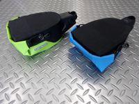 オルトリーブ シートポストバッグ カラー/ライムグリーン・オーシャンブルー サイズ/S( H8×W26×D14 cm) 容量/1.5ℓ 耐荷重/1.5kg  本体価格¥8,500 ドイツの 『 オルトリーブ社 』 は、独自の素材と溶接方法で機能性・耐久性を追求した世界的にも優れたクオリティーを誇る完全防水のバッグメーカーです。 カラー/オーシャンブルー カラー/ライムグリーン 1.5ℓ容量のキャ…[Posted at 14/09/21]