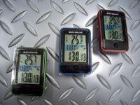 キャットアイ CC-MC200W マイクロワイヤレス サイクルコンピュータ カラー/ビームグリーン・フラッシュブルー・スパークレッド サイズ/53.5×36.0×17.5mm 税込¥6,300 ワイヤレスコンピュータ『CC-MC200W』に3色のカスタム カラーモデル登場です。  走行速度・平均速度・最高速度・走行距離-1・走行距離-2・積算距離・走行時間・時計・ペースアロー(走行速度が平均より…[Posted at 12/12/28]