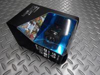 シマノ スポーツカメラ CM-1000 サイズ/70.1×44.2×30.3 mm 重量/86g(バッテリー&レンズプロテクター含) 本体価格¥27,500 手のひらに収まる軽量&コンパクトボディ、180度広角、10m防水、暗いシーンもきれいに撮れるF2.0レンズ あらゆる世界を鮮やかに切り撮る、シマノ スポーツカメラ。 カメラ/USBケーブル/マウントセット(マウントA、マウントB、ねじ、リー…[Posted at 15/02/12]