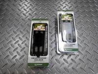 ライトウェイ スマートフォン フォルダー カラー/ブラック・クリアー 本体価格¥1,280 ステム固定式のスマートフォン取付けホルダーです。 4インチ~6インチサイズ対応、ほぼ全てのスマホに対応します。カバーを外さずにそのまま取付けが可能です。 シリコン製で薄型で軽量、スマホカバーやバンカーリングを装着したままでで使用可能です。 対応ステム径は22mm~56mm とほとんどのステムやトップチュー…[Posted at 17/09/14]