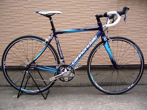 """キャノンデール シナプス アロイ 6 ティアグラ カラー/BLU(インディゴ ブルー(グロス)) サイズ/51 税込¥129,000 """" シナプス シリーズ """" は、キャノンデールのロードバイクシリーズの中でも、特に快適性と安定性に重点を置いて設計されています。 現在、"""" CAAD シリーズ """" や """" スーパーシックス EVO """" に採用されている、『 S.A.V.E.= シナプス アクティブ…[Posted at 11/10/13]"""