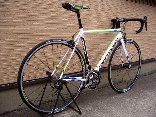 67b426b3bf4 2014' Cannondale SUPERSIX EVO 5 105 -(新潟の自転車のプロショップ ...