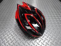 """キャノンデール テラモ ヘルメット  カラー/RDBLK(レッド/ブラック) サイズ/S・M(52~58cm) L.XL(58~62cm)  本体価格¥12,000 まずは安全性、通気性と軽さ。これらのベストバランスを保った、スポーツライドで被りたい、高性能ヘルメットです。 2層構造EPSフォーム。  強度の異なるEPS(発砲ポリスチレン)を2層に重ねた新発想の """" ピーク・プロテクション """" …[Posted at 15/06/04]"""