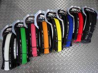 IRC ジェッテイ プラス サイズ700×28C 本体価格¥2,100 タイヤの剛性を高める為、太くて耐久性に優れたケーシング を採用。グリップ性能も高く、雨の日でも安心してライディングできます。コストパフォー マンスの高さ、カラーバリエーションの豊富さも魅力です。 カラー/ホワイト カラー/グリーン カラー/ピンク カラー/オレンジ カラー/イエロー カラー/ブルー カラー/レッド カラー/ブ…[Posted at 16/10/23]