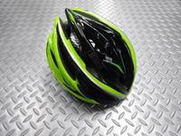 """カーマー アスマ ヘルメット カラー/ブラック×ライトグリーン サイズ/S/M(55~58cm)・L(59~60cm) 本体価格¥10,000 アジア人に最適なヘルメットを追求する、NANUX Engineering独自の技術と洗練されたデザインから生まれた """"KARMOR(カーマー)""""。日本人の頭にもフィットし工夫されたサイドの設計によりスッキリとしたシルエットです。 そのブランド名はドイツ語…[Posted at 16/05/11]"""