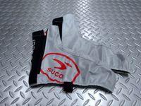 """スゴイ ザップシューズカバー カラー/RFT(リフレクティブ) サイズ/M・L 本体価格¥9,500 リフレクターが光り、夜間の安全を高める """" ZAPシリーズ """" のシューズカバーです。 防水性もありシーズンを選びません。  冷たいジッパーが肌に直接当たらないように、折り返し生地が付いています。 防風・耐水性があり、風や水の侵入を防ぎ体の冷えを防ぎます。 ビンディングシューズ対応。 さまざまな…[Posted at 16/11/09]"""