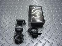 トピーク スマートフォンドライバッグ & ライドケースマウント 様々な機種に対応する防水バッグ 『 スマートフォン ドライバック 』 シリーズ。 スマートフォンが収納できるドライバック & ドライバッグをハンドルバーやステム、ステムキャップに取付ける為のマウントです。  トピーク スマートフォン ドライバッグ サイズ/L70×W30×H142 mm カラー/ブラック 本体価格¥2,600 App…[Posted at 15/01/09]